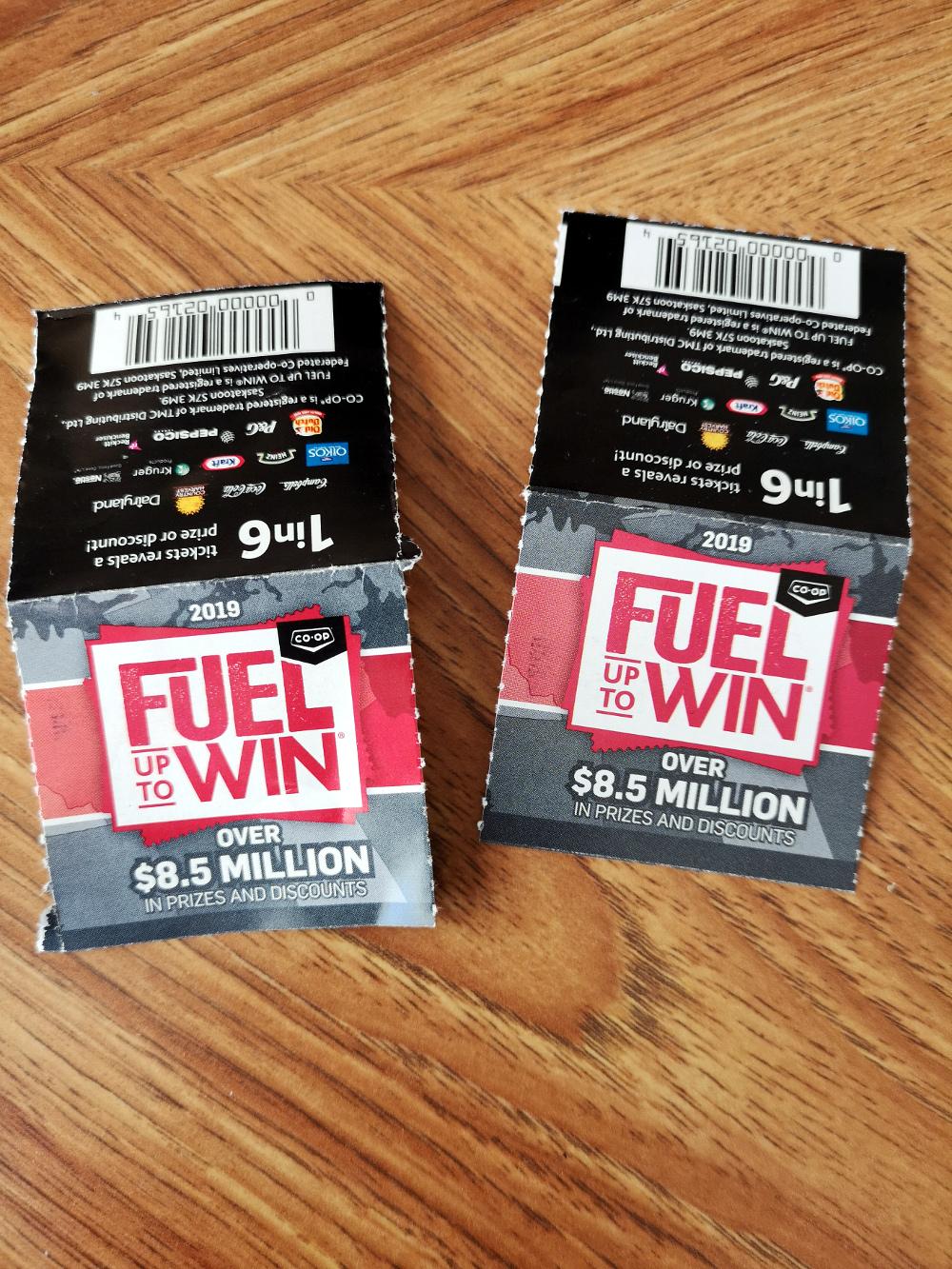 WBCA Coop Fuel Up To Win